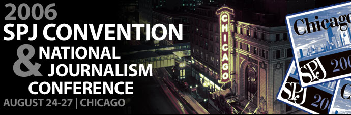 2006 SPJ Convention Header